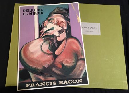 Libro Illustrato Bacon - DERRIÈRE LE MIROIR N° 162 (1966). TIRAGE DE LUXE SUR RIVES.