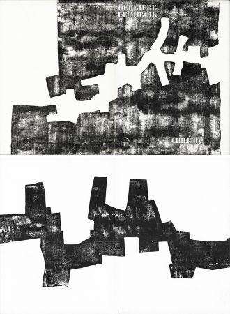 Libro Illustrato Chillida - DERRIÈRE LE MIROIR N° 174. CHILLIDA. Novembre 1968.