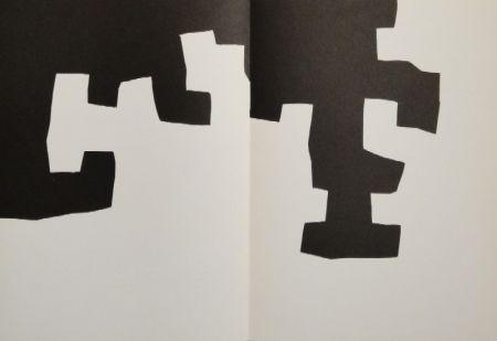 Litografia Chillida - DERRIÈRE LE MIROIR, No 204. Chillida.