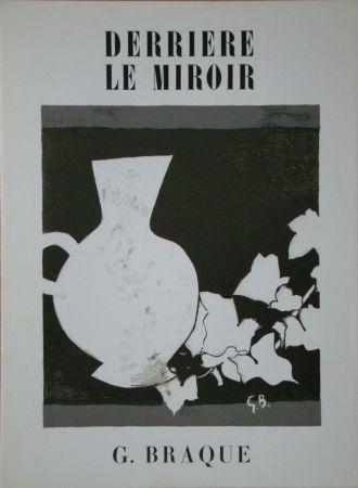 Libro Illustrato Braque - Derrière Le Miroir