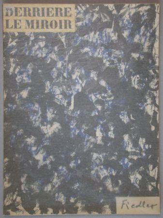Litografia Fiedler - Derrière Le Miroir