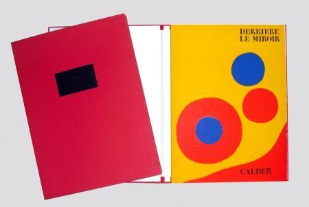 Libro Illustrato Calder - Derrière le miroir 201