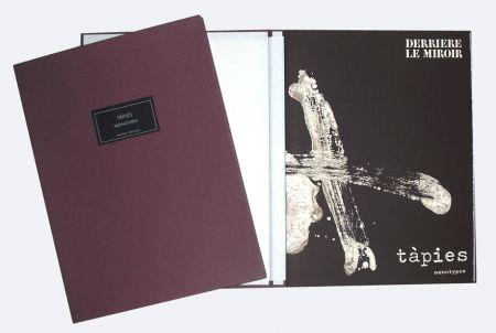 Libro Illustrato Tàpies - Derrière le miroir 210