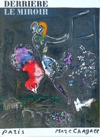 Libro Illustrato Chagall - Derrière le miroir 66-67-68