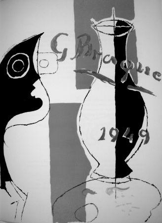 Litografia Braque - Derrière le Miroir n.135/136
