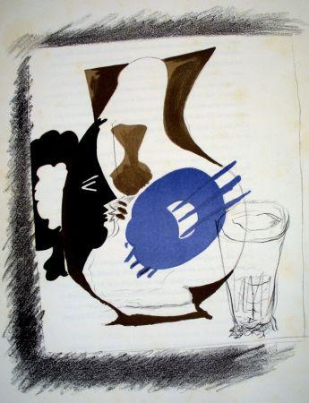 Litografia Braque - Derrière le Miroir n.48/49