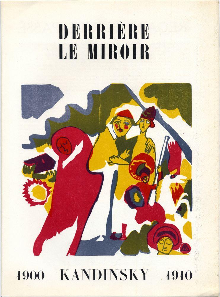 Libro Illustrato Kandinsky - Derrière le Miroir n° 42. Novembre 1951 - KANDINSKY