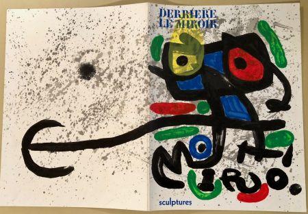 Libro Illustrato Miró - Derrière Le Miroir  N° 86 Juin 1970- Maeght Editeur