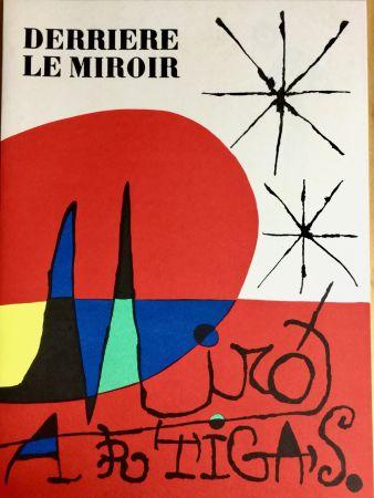 Libro Illustrato Miró - Derrière Le Miroir  N° 87-88-89 - Maeght Editeur