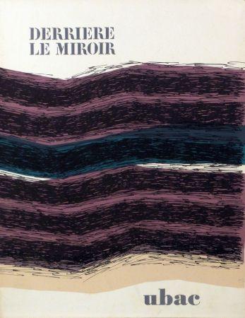 Libro Illustrato Ubac - Derriere Le Miroir N.196