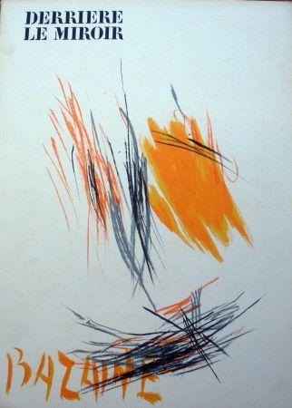 Libro Illustrato Bazaine - Derriere le Miroir n.197