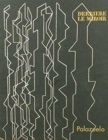 Libro Illustrato Palazuelo - Derriere le Miroir n.229