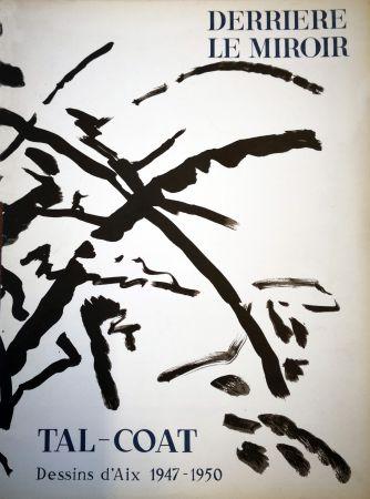 Libro Illustrato Tal Coat - Derriere le Miroir n. 120