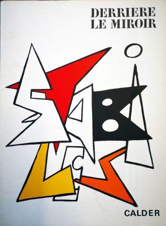 Libro Illustrato Calder - Derriere le Miroir n. 141