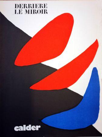 Libro Illustrato Calder - Derriere le Miroir n. 190