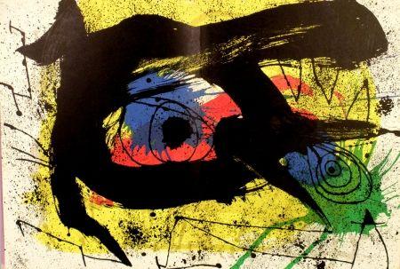 Libro Illustrato Miró - Derriere le Miroir n. 203