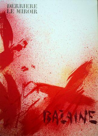Libro Illustrato Bazaine - Derriere le Miroir n. 215