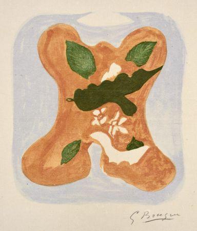Litografia Braque - Descente aux enfers planche 2