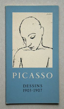 Libro Illustrato Picasso - Dessins 1903-1907