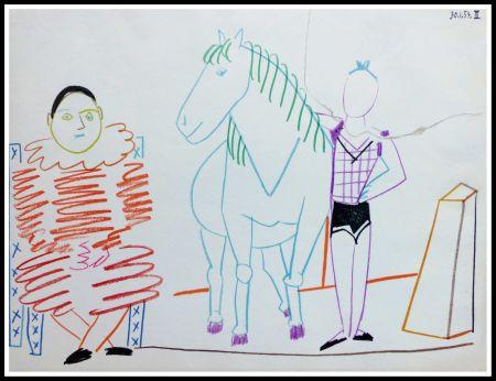 Litografia Picasso (After) - DESSINS DE VALLAURIS IV