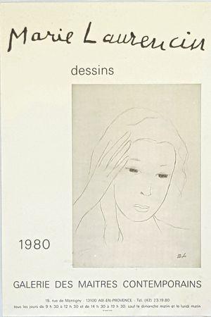 Manifesti Laurencin - Dessins  Galerie des Maitres Contemporains