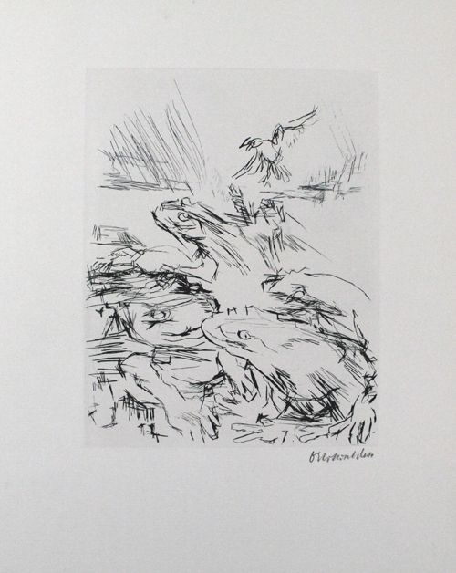 Punta Secca Kokoschka - Die Frösche / The Frogs