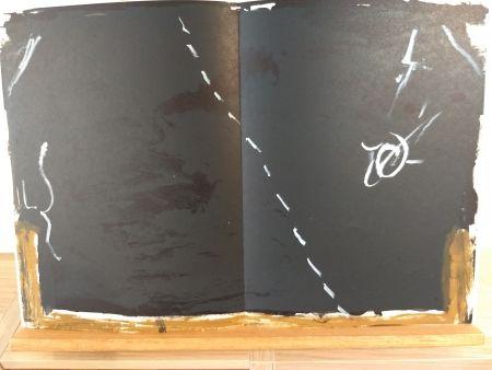 Libro Illustrato Tàpies - DLM168