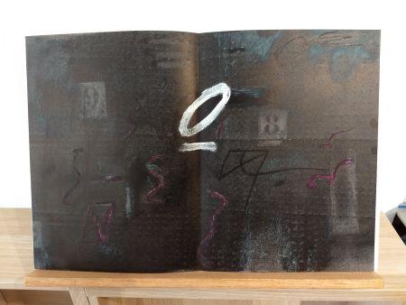 Libro Illustrato Tapies - DLM234