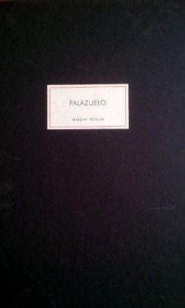 Libro Illustrato Palazuelo - DLM - Derrière le miroir Deluxe n°137