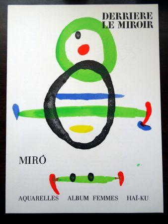 Non Tecnico Miró - DLM - Derrière le miroir nº169
