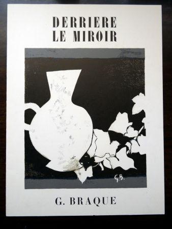 Libro Illustrato Braque - DLM - Derrière le miroir nº25-26