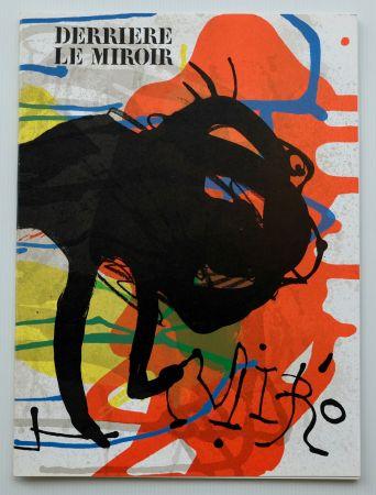 Litografia Miró - Dlm - Derrière Le Miroir Nº 203