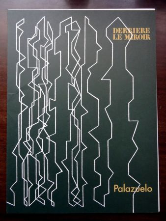 Libro Illustrato Palazuelo - DLM - Derrière le miroir nº 229