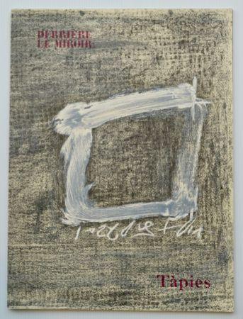 Litografia Tapies - Dlm - Derrière Le Miroir Nº 234