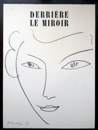 Libro Illustrato Matisse - DLM - Derrière le miroir nº 46 - 47