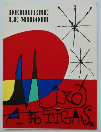 Litografia Miró - Dlm - Derrière Le Miroir Nº 87-88-89