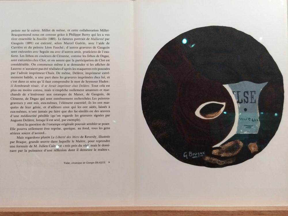 Libro Illustrato Braque - DLM 121 122