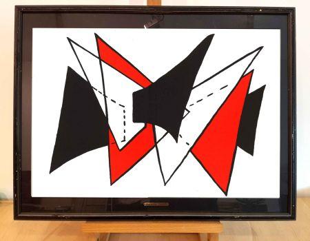 Litografia Calder - Dlm 141-3