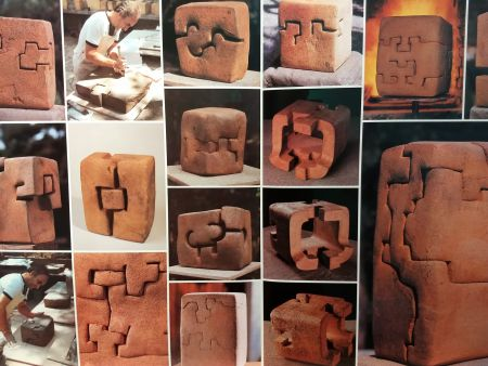 Libro Illustrato Chillida - DLM 242