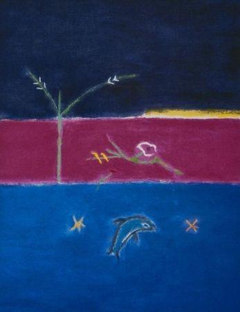 Serigrafia Aitchison - Dolphin