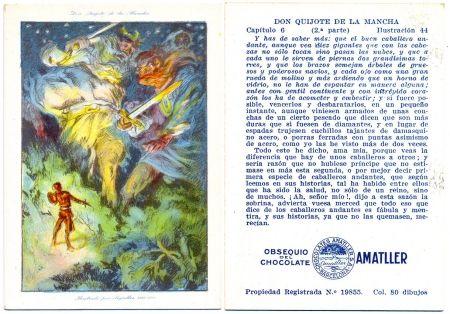 Litografia Segrelles - Don Quijote