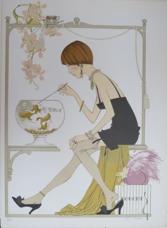 Litografia Noyer - Doucet