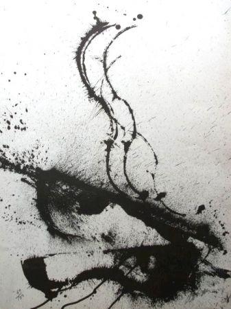 Litografia Arman - Dracula
