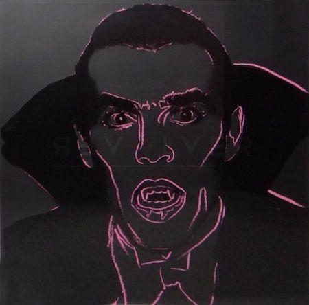 Serigrafia Warhol - Dracula (FS II.264)