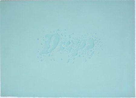Litografia Sultan - Drops