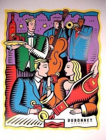 Serigrafia Morris - Dubonnet