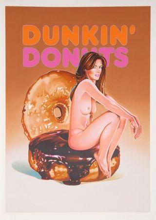 Litografia Ramos - Dunkin Donut