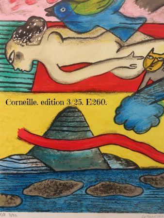 Litografia Corneille - EA 3/25