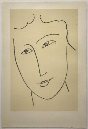Litografia Matisse - Echos I