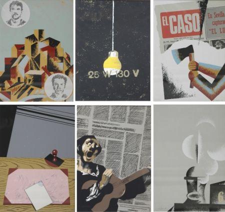 Serigrafia Equipo Cronica - El Crimen de Cuenca